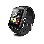 Para Vestir - para - Smartphone Reloj elegante - Bluetooth 3.0 - Llamadas con Manos Libres / Control de Mensajes / Control de Cámara -