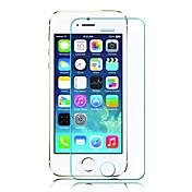 スクリーンプロテクター Apple のために iPhone 6s iPhone 6 iPhone SE/5s 強化ガラス 1枚 スクリーンプロテクター 防爆 2.5Dラウンドカットエッジ