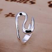女性 バンドリング コスチュームジュエリー 純銀製 ジュエリー 用途 結婚式 パーティー 日常 カジュアル