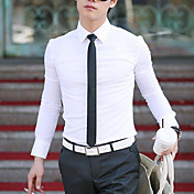MEN カジュアルシャツ ( コットンブレンド ) カジュアル 長袖