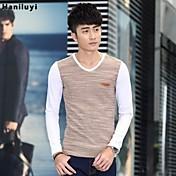 Hombre Tallas Grandes Camiseta Un Color