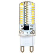6W G9 Luminárias de LED  Duplo-Pin T 72 leds SMD 3014 Decorativa Branco Quente Branco Frio 500-550lm 2800-3200/6000-6500K AC 220-240V