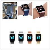 Ver Banda para Apple Watch Series 3 / 2 / 1 Apple Correa de Muñeca Correa Milanesa Metal