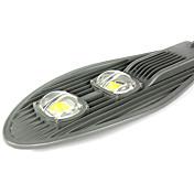 calle luz 100w morsen®led camino de luz al aire libre 10000lm lámpara 85-265VAC jardín luz caliente / frío blanco