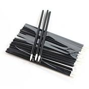 desechables 100 piezas pincel delineador de ojos / pack eyeliner herramientas de maquillaje aplicador