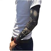 modni sportski bicikl biciklizam ruka rukava pokrivanje kože za zaštitu od sunca elastičnu vrpcu (2 kom)