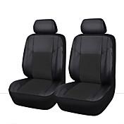 6個PUレザーのUniveralカーシートは、ほとんどの車の座席のためにフィットカバー