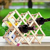 ワインラック ウッド,44*43*31CM ワイン アクセサリー