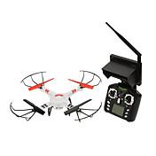 RC Dron WL Toys V686G 4 Canales 6 Ejes 5.8G Con Cámara HD 2.0MP Quadccótero de radiocontrol  FPV / Retorno Con Un Botón / A Prueba De