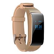 D22 Reloj Smart Pulsera Smart Auricular Muñequeras Android Pantalla Táctil Calorías Quemadas Podómetros Itinerario de Ejercicios Atención