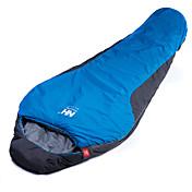 Bolsa de dormir Saco Mummy -15-5°C A Prueba de Humedad Portátil Secado rápido Resistente al Viento Transpirabilidad 215X80 Caza