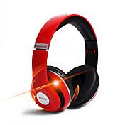 P15 Sobre oreja Sin Cable Auriculares Dinámica El plastico Teléfono Móvil Auricular Con control de volumen Con Micrófono Aislamiento de