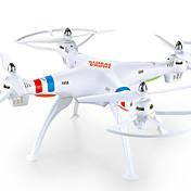 RC Dron GW180HW 4 Canales 6 Ejes 2.4G Con Cámara 2.0MP HD Quadccótero de radiocontrol  FPV Iluminación LED Retorno Con Un Botón Modo De