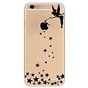 用途 iPhone X iPhone 8 iPhone 7 iPhone 7 Plus iPhone 6 ケース カバー 超薄型 パターン バックカバー ケース セクシーレディ ソフト TPU のために Apple iPhone X iPhone 8 Plus iPhone