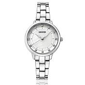 KEZZI Mujer Reloj de Moda Reloj de Pulsera Reloj Pulsera Cuarzo Cuarzo Japonés La imitación de diamante Aleación BandaCasual Elegantes De