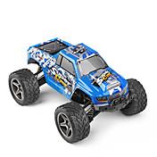 RCカー WL Toys 12402 2.4G 車載 オフロードカー ハイスピード 4WD ドリフトカー バギー 1:12 ブラシ電気 45 KM / H リモートコントロール 充電式 エレクトリック