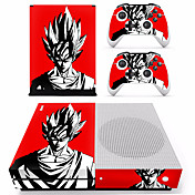 B-SKIN XBOX ONE  S PS/2 ステッカー - Xbox One S アイデアジュェリー ワイヤレス #