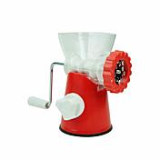 シンプルなABS金属家庭用ミル粉砕機ミンシングマシン1個、台所用具