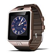 iPhoneのIOSサムスンAndroid用dz09タッチスクリーンインテリジェントスマート腕時計の電話メイト