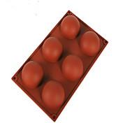 1 pcs Horneando De Armar / decoración de pasteles / Herramienta para hornear Pan / Pastel / Galleta / Chocolate / Hielo / Cupcake Silicona