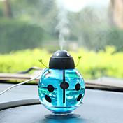 1 unidad de aire aromaterapia DIY humidifieressential difusor de aceites nebulizador llevada de la noche aroma difusor lightultrasonic