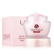 1pcs promoção óleo-controle lai kou rosa óleo orquídea máscara de sono branco reabastecimento hidratante anti alergia