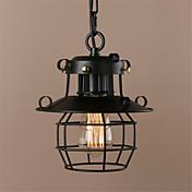 Rústico/Campestre Vintage Retro Lámparas Colgantes Para Cocina Comedor Vestíbulo Habitación de Juego Hall AC 100-240V Bombilla no incluida