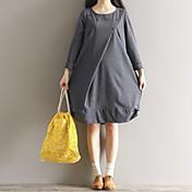 日本のステッチ2017春の新しいソリッドカラーのTシャツスリム長袖シャツの女性底に署名