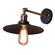 Rústico/Campestre Tradicional/Clásico Campestre Lámparas de pared Para Interior Metal Luz de pared 110-120V 220-240V 40W