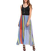 eBayのAliexpressのプリントドレスの爆発モデルスペシャル