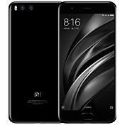 xiaomi mi6 5.15インチ4gスマートフォン(6gb + 128gb 12 mpデュアルカメラスナップドラゴン835 3350mah)