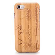 のために ケース カバー エンボス加工 パターン バックカバー ケース 木目 樹木 ハード ウッド のために Apple iPhone 7プラス iPhone 7 iPhone 6s Plus iPhone 6 Plus iPhone 6s iphone 6
