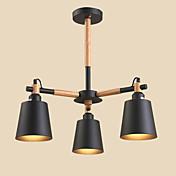 Vintage Lámparas Araña Para Sala de estar Dormitorio Cocina Comedor Habitación de estudio/Oficina AC 100-240V Bombilla no incluida