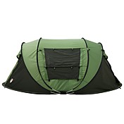 3-4人 テント ダブル キャンプテント 1つのルーム ポップアップテント のために キャンピング 旅行 2000-3000 mm 200*280*120 cm