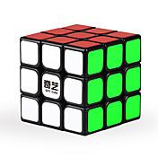 Cubo de rubik QIYI Sail 5.6 0932A-5 3*3*3 Cubo velocidad suave Cubos Mágicos rompecabezas del cubo Adhesivo suave Cuadrado Cumpleaños Día