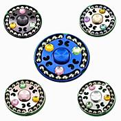 ハンドスピナー おもちゃ 円形 ハイスピード ストレスや不安の救済 N/A 小品
