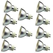 3W LEDスポットライト 30 SMD 5050 280 lm 温白色 クールホワイト 装飾用 AC 12 V 10個