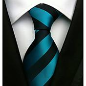 メンズ オールシーズン ネックウェアー ストライプ ネクタイ