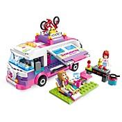 ENLIGHTEN DIYキット ブロックおもちゃ おもちゃ 車載 ロマンティック ファッション DIY クラシック ファッション 成人 319 小品