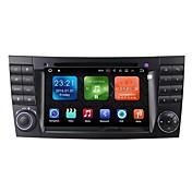 7 pulgada 2 Din Android 7.1 Alta Definición / Bluetooth / Bluetooth Integrado para Mercedes-Benz Apoyo / GPS / RDS / Wifi