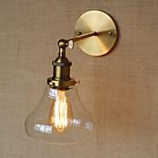 Luz hacia abajo 40 E26 E27 Tiffany Rústico/Campestre Estilo Étnico Clásico Simple LED Vintage Campestre De moda Estilo Pastoral Mini