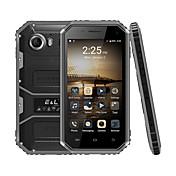 e&l w6スマートフォン防水防塵ショックプルーフip68デュアルsimアンドロイド