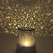 Luz de la noche estrellada Star Light Iluminación LED Lámpara del proyector Dormitorio, cama, luz Juguetes Estrella Galaxia Chica Chico 1
