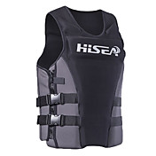 HISEA® Chaqueta Salvavidas Materiales Ligeros Neopreno Submarinismo / Buceo / Natación Top para Adultos