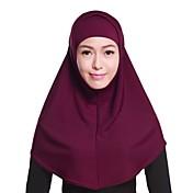 Mujer Lino Hijab - Básico Un Color
