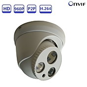 STRONGSHINE ST-POEP1325D03R 1.3 mp IP Camera Interior / Domo / Con Cable / CMOS / 50 / 60