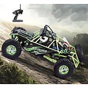Coche de radiocontrol  WL Toys 12428 2.4G 4WD Alta Velocidad Drift Car Off Road Car Buggy (de campo traversa) 1:12 Brush Eléctrico 50 KM