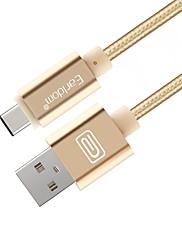 USB 2.0 Cabo, USB 2.0 to Lightning Cabo Macho-Macho 1.0m (3 pés)