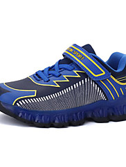 Para Meninos sapatos Courino Outono Inverno Conforto Tênis Para Casual Laranja Verde Azul