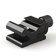 "blitssko flash stativ adapter med 1/4 ""-20 stativ skrue"